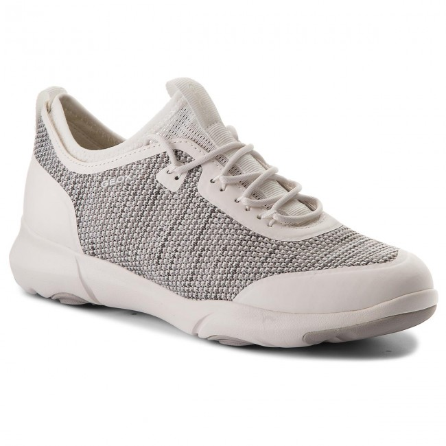 Nuevo descuento Zapatos GEOX - D Nebula X A D82BHA 0006K C0579 Grey/White - Zapatos planos - Zapatos - Zapatos de mujer