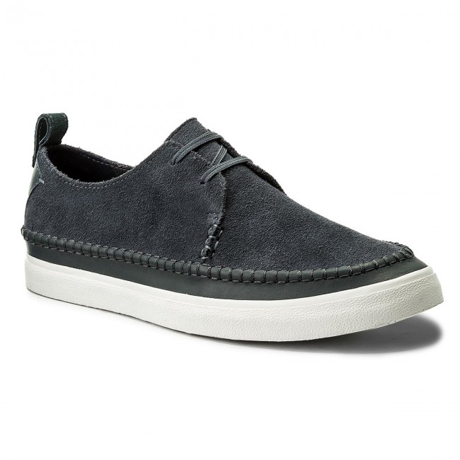 Clarks Kessell Craft Zapatos Blue 261338427 Suede 8nPkXwZ0NO