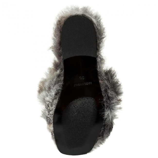 perle Fur Milano 1039 Bianco Chanclas Hego's D2eHIWE9Y