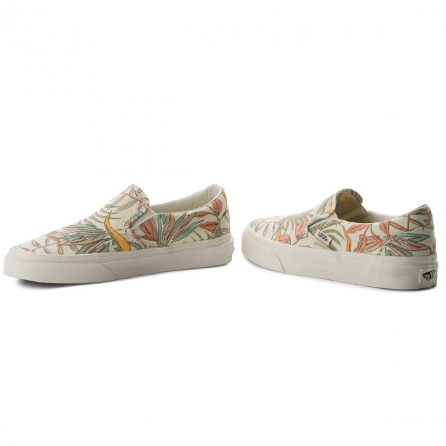a6bb22b0b ... Nuevo descuento Tenis VANS - Classic Slip-On VN0A38F7Q8I (California  Floral) Marsh ...