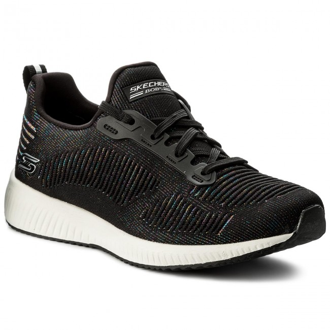 0f572d475be Zapatos SKECHERS - BOBS SPORT Multifaceted 31366 BKMT Black Multi ...