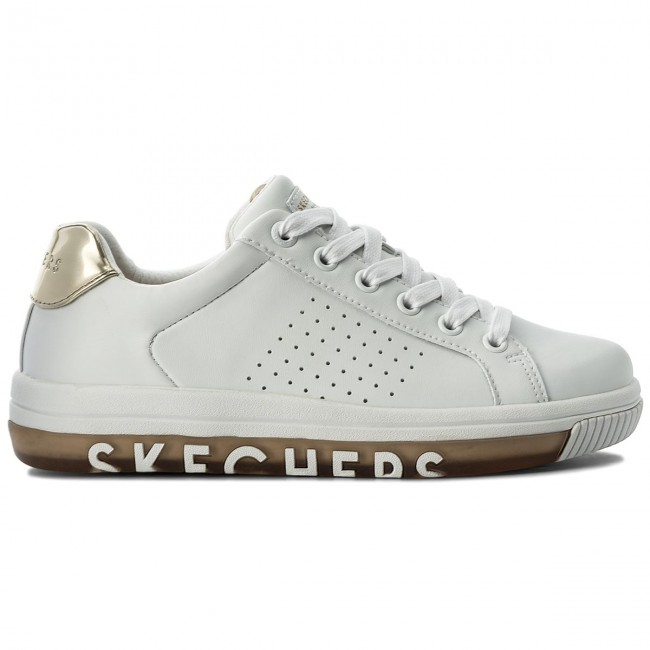 White Skechers It gold Step 73630 wtgd On Sneakers DHIW9E2