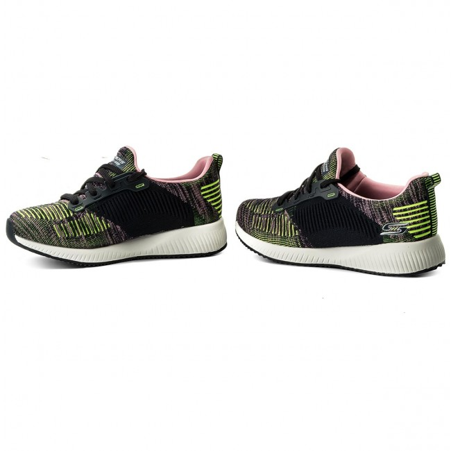 Zapatos Skechers - Bobs Squad 31361/ccor Nvy/pnk 3FVO16
