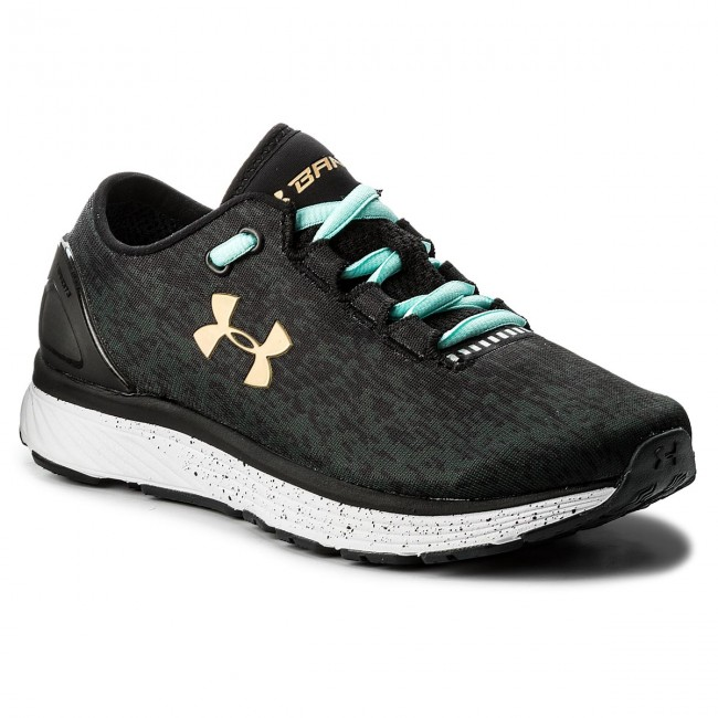 540186896fbb3 Zapatos UNDER ARMOUR - Ua W Charged Bandit 3 Ombre 3020120-001 Blk ...