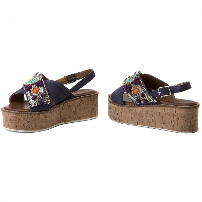 8031 8031 Navy Navy Sandalias Inuovo Sandalias 8031 Sandalias Inuovo Inuovo 8OmyvwNnP0