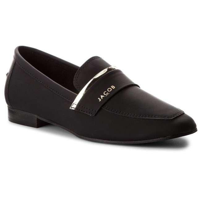 Nessi Mat Black Zapatos Jc018 exdCBo