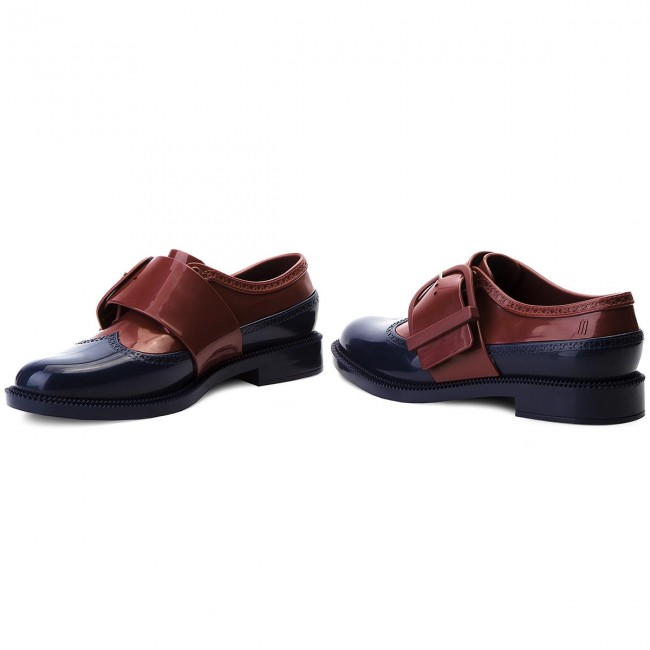 Melissa Classic dark Blue Red 53334 Special Zapatos Brogue 32394 KJlF1Tcu3