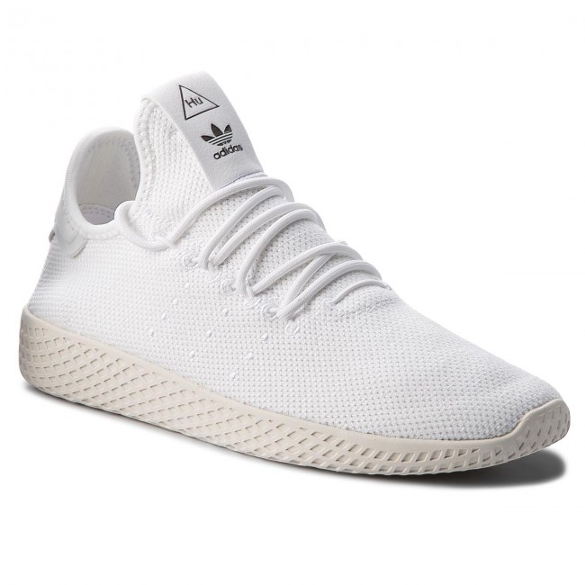 the latest b79f1 9bac0 Zapatos adidas - Pw Tennis Hu B41792 Ftwwht Ftwwht Cwhite