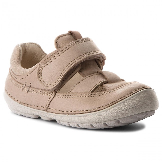 Velcro Softly Blush Clarks Con Meadow 261334476 Zapatos UwYqSHxAnn