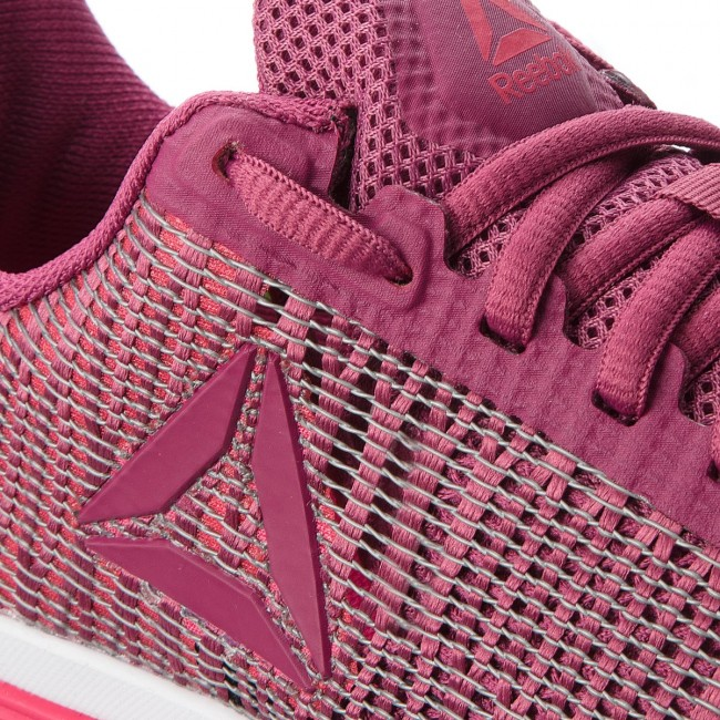 pink Zapatos Twisted wht Flexweave Tr Speed Berry Cn5507 Reebok hdoQtsrCxB