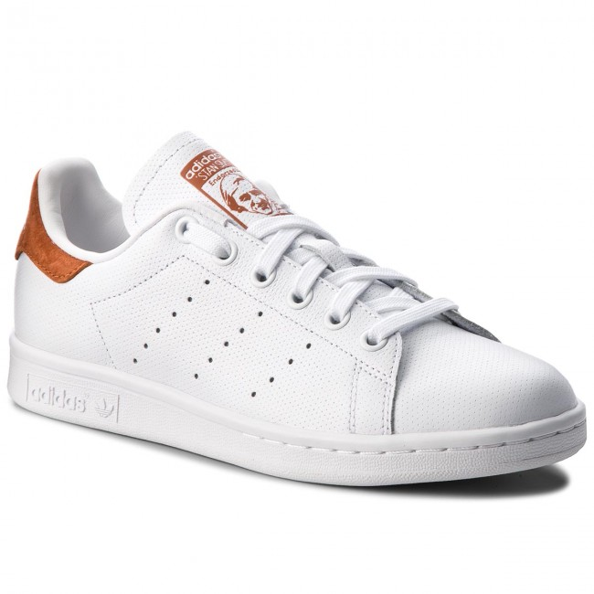 2a5f656991 Zapatos adidas - Stan Smith B38040 Ftwwht Ftwwht Foxred - Sneakers ...