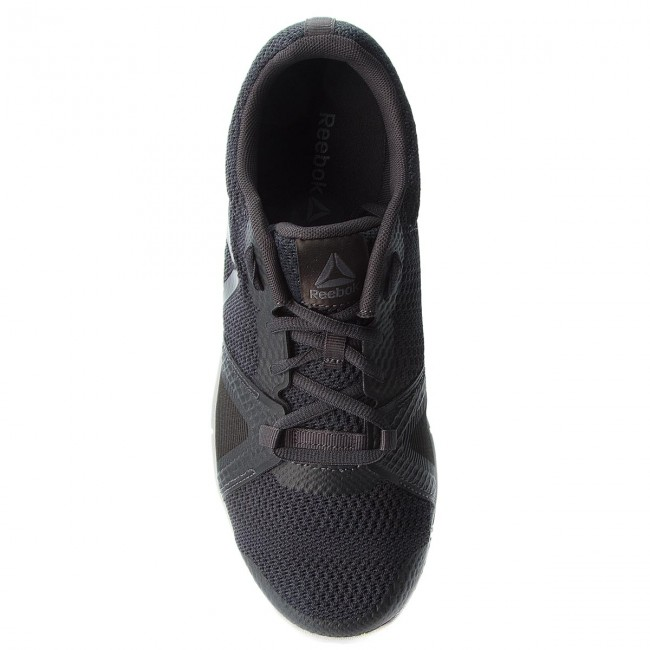 Zapatos alloy Grey Cn1024 blk Reebok Flexile skull Coal b6ygf7Y