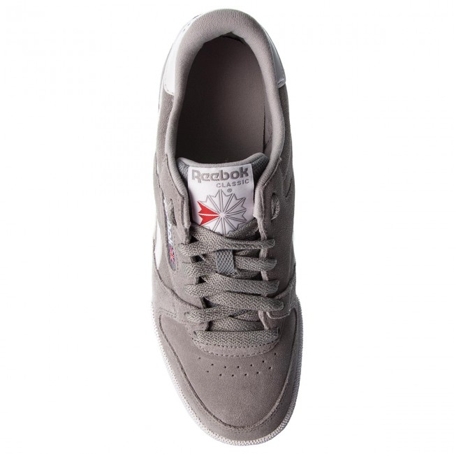 Pro 1 Phase Tin Cn4981 white Zapatos Grey Reebok Mu 0OXnwPk8