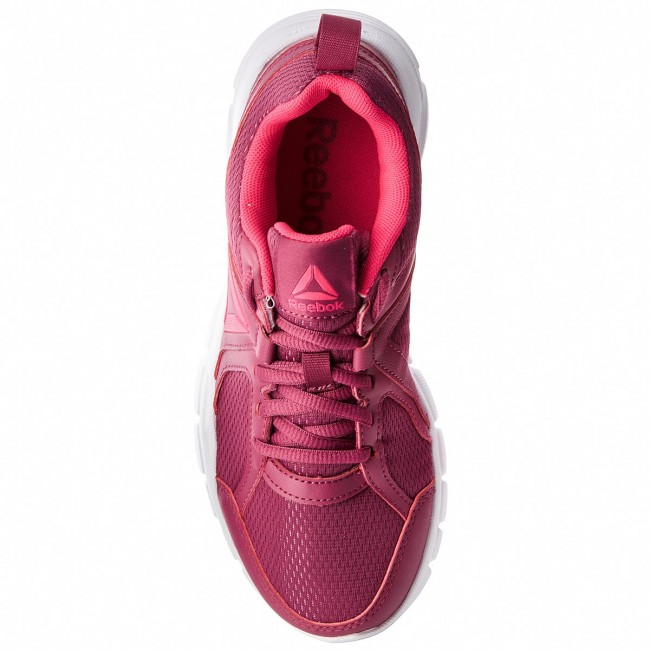 Reebok pink Cn5257 Berry Tr white Zapatos 3d Fusion f7bgy6
