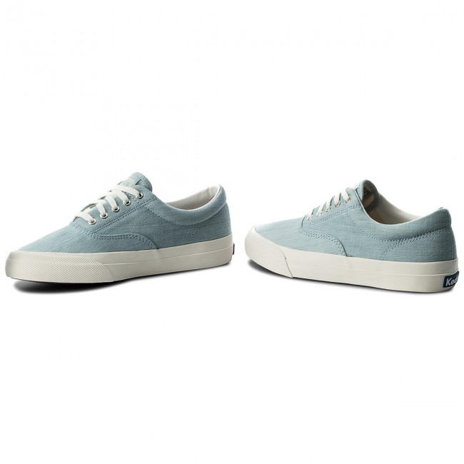 Nuevo descuento Tenis Tenis Tenis KEDS Anchor Chambray WF58144 Lt Azul 5705be