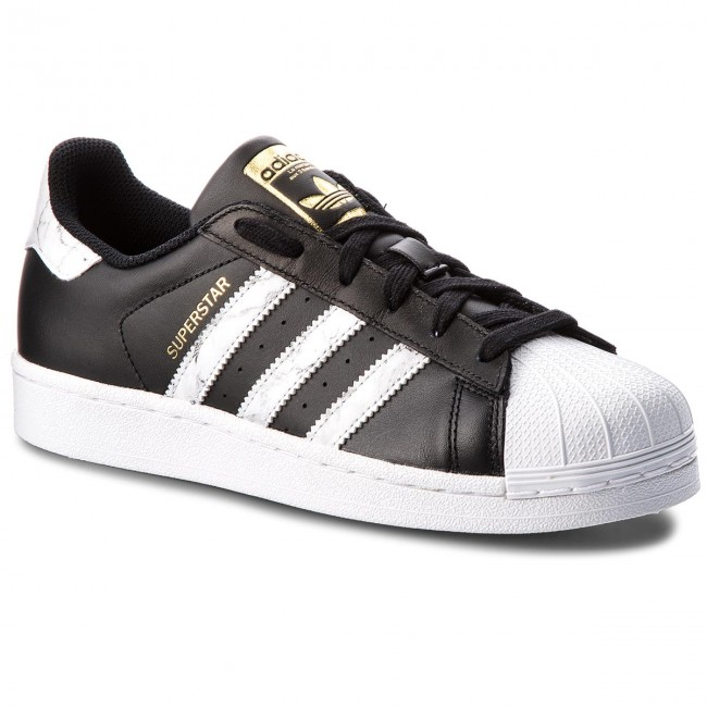 official photos 7be98 998bf Zapatos adidas - Superstar D96800 Cblack Ftwwht Gold.F