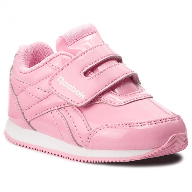 29df663dbad Zapatos Reebok - Royal Cljog 2 Kc CN4964 Ptnt Light Pink White ...