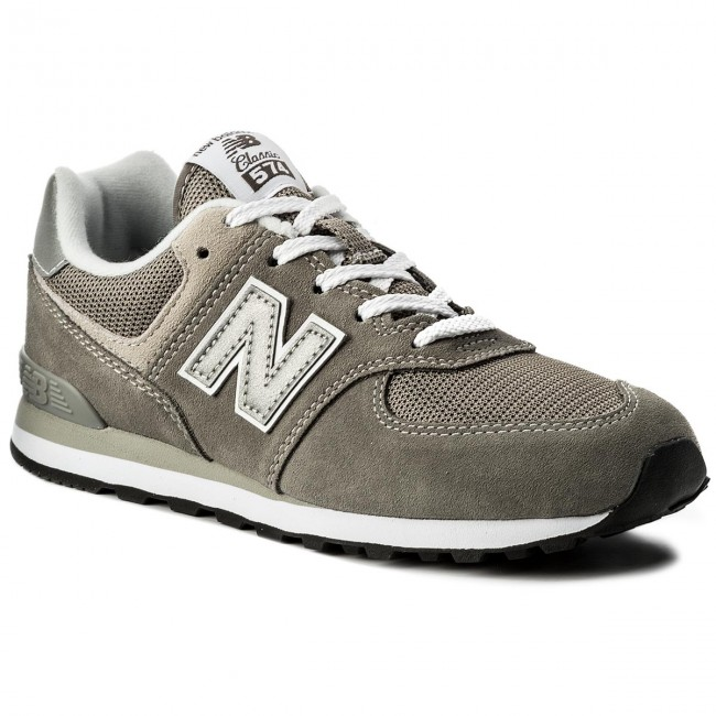 Zapatos Gc574gg New Balance Gris Sneakers Iz4qW