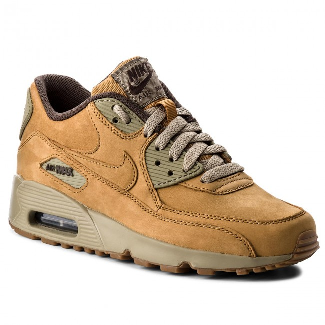 Zapatos NIKE Air Max 90 Winter Pr (GS) 943747 700 BronzeBronze Baroque Brown