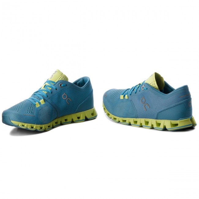 Zapatos ON - Cloud X 000020 Niagara Lime 4123 - Zapatos para ... 05be0df5fc62b