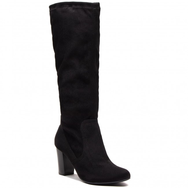 25502 Caprice Botas 044 21 Black Stretch 9 vOnwPymN80