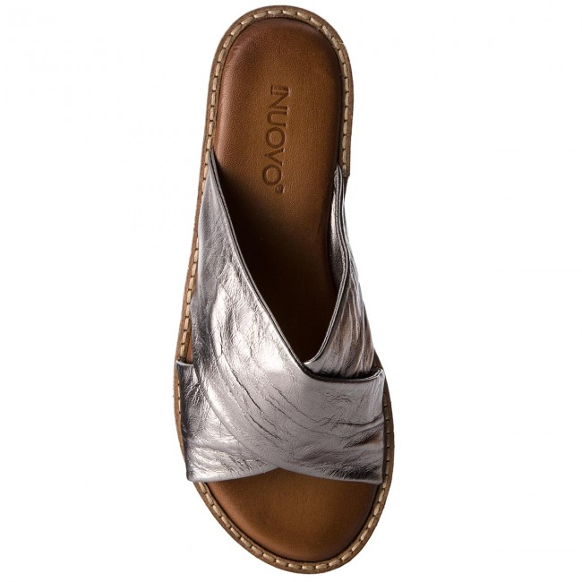Inuovo Inuovo 8005 Chanclas 8005 Pewter Pewter Chanclas nPkw80O