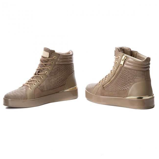 51e4062c Guess Flvnd3 Ele12 Zapatos Beige Sneakers gdxT4SnZ