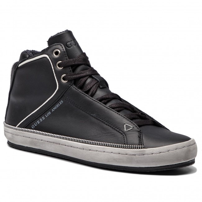 Guess Guess Fmmid4 Sneakers Fmmid4 Lea12 Sneakers Black Lea12 Fmmid4 Guess Black Sneakers thQrosCxdB