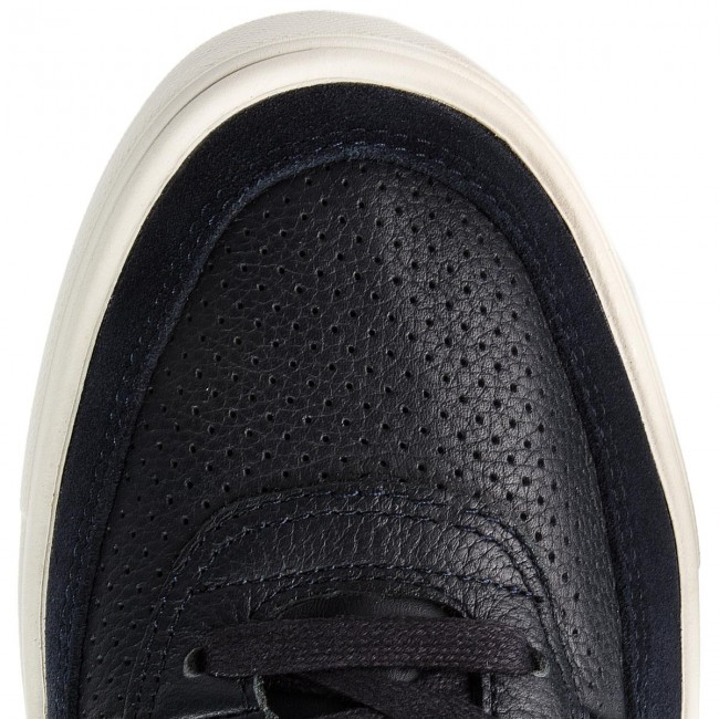 Lightweight 403 Hilfiger Material Midnight Tommy Sneakers Fm0fm01702 9WHIED2