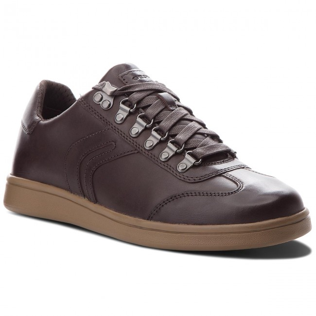 00043 Geox Warrens Coffee C6009 B U840lb U Sneakers UzXCwqC