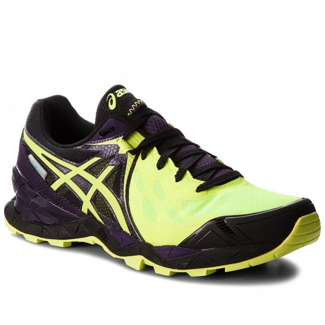 huge selection of 33094 b858a Nuevo descuento Zapatos ASICS - Gel-FujiEndurance PlasmaGuard T640N Safety  Yellow Infinity Purple
