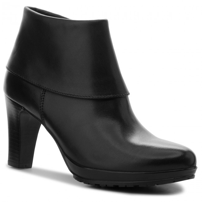 25460 Black 001 Botas 21 1 Tamaris by7fg6
