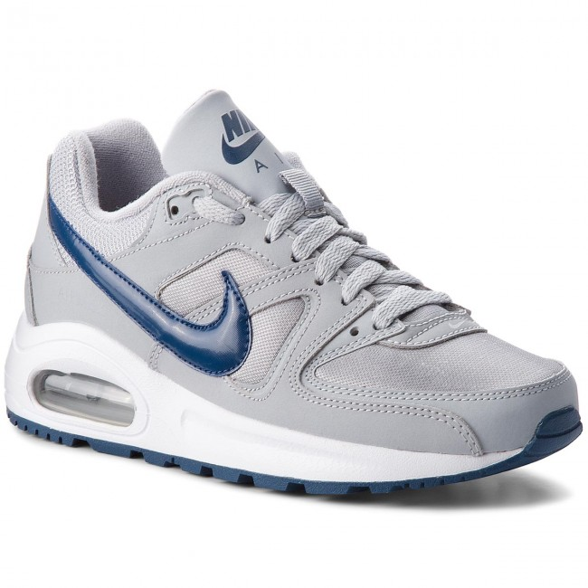 5752abc470f Zapatos NIKE - Air Max Command Flex (GS) 844346 041 Wolf Grey/Coastal