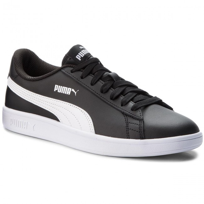 11b682a70 Sneakers PUMA - Smash V2 L 365215 04 Puma Black/Puma White ...