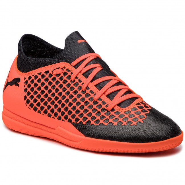 4 Puma 2 104846 21 Black orange Zapatos Future It KFJTlc1