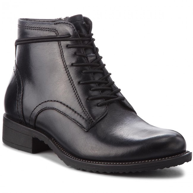 003 TAMARIS 1 y Botas Botines Black 21 25211 Botas Leather wUYHTqHP