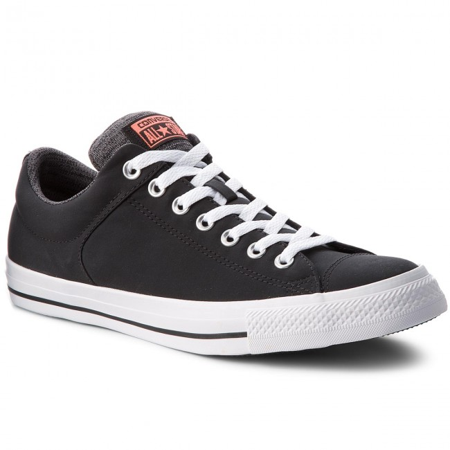Ox Street Converse Ctas High Tenis Orange 155467c Blackhyper qfgTwxz