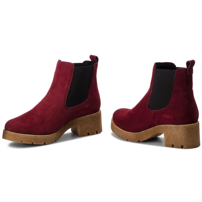 Ann 9260 14db Bordo Mex Botas 35LA4jR