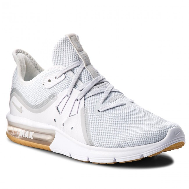 the latest 5f66a 3c355 Zapatos NIKE - Air Max Sequent 3 908993 101 White Pure Platinum