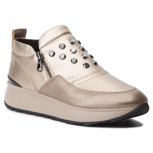 9eeb53e3e6 Sneakers GEOX - D Gendry A D745TA 0BVNF CB500 Champagne - Sneakers ...