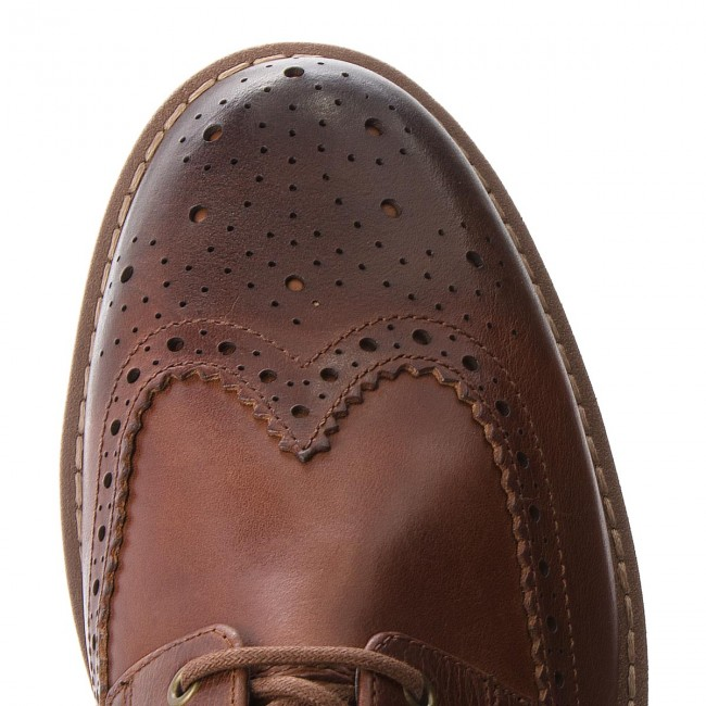 Dark Wing Tan Batcombe 261271917 Leather Clarks Zapatos qUzVGSMp