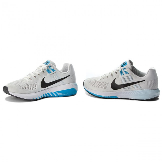 black Air 904701 sail Structure 21 Vast Zapatos Grey Zoom Nike 007 f7Y6bgy