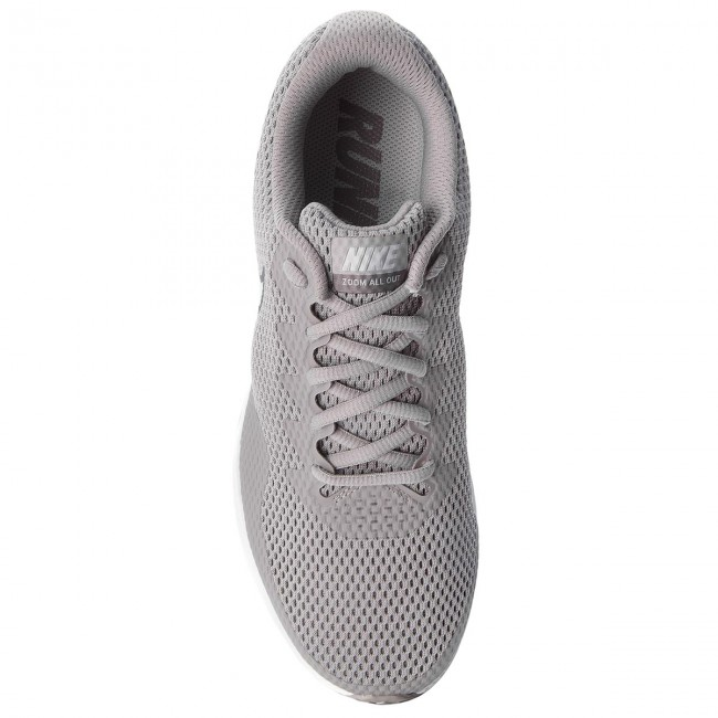 6a88701a Zapatos NIKE - Zoom All Out Low 2 AJ0035 007 Atmosphere Grey/Vast Grey - Zapatos  para entrenamiento - Zapatos para correr - Zapatillas deportivas - de ...