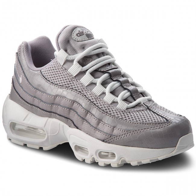 new products bfc10 5e627 Zapatos NIKE - Air Max 95 Prm 807443 015 Gris