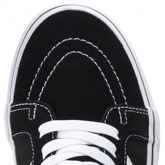 De Vn0a3mv66bt Black hi Sneakers true Mujer Zapatos Reissue es Zapatos VansSk8 V White m0wnvN8