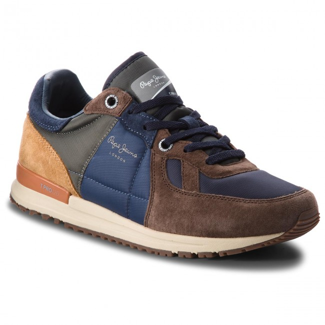 Pepe Jeans Tinker 884 Stag Pms30485 Zapatos Sneakers dfxEOqd