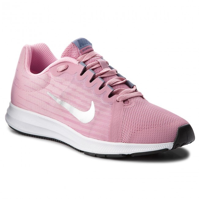 Zapatos NIKE Downshifter 8 (GS) Pink/Metallic 922855 600 Elemental Pink/Metallic (GS) 66c7ba