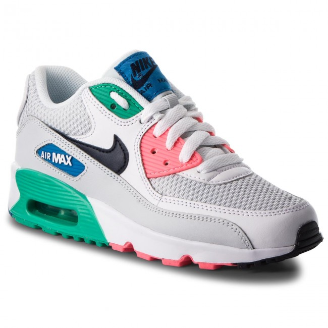 best loved 179f7 98d4e Zapatos NIKE - Air Max 90 Mesh (GS) 833418 112 White/Obsidian/Pure ...