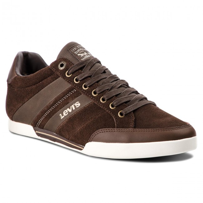222864 29 709 Levi's Sneakers Dark Brown v8wmyNOn0P