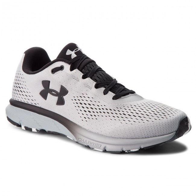 Zapatos UNDER ARMOUR - Ua Charged Spark 3021646-100 Slv - Zapatos ... 3ee7a1a39d12f